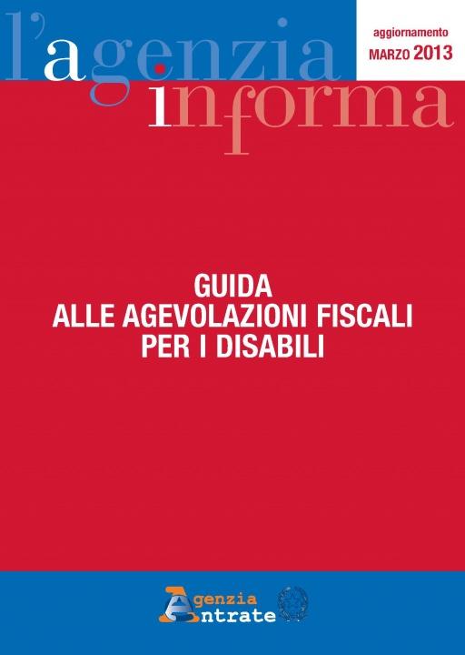 Agevolazioni fiscali per i disabili