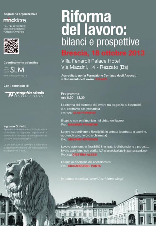 Programma Convegno 18.10.2013